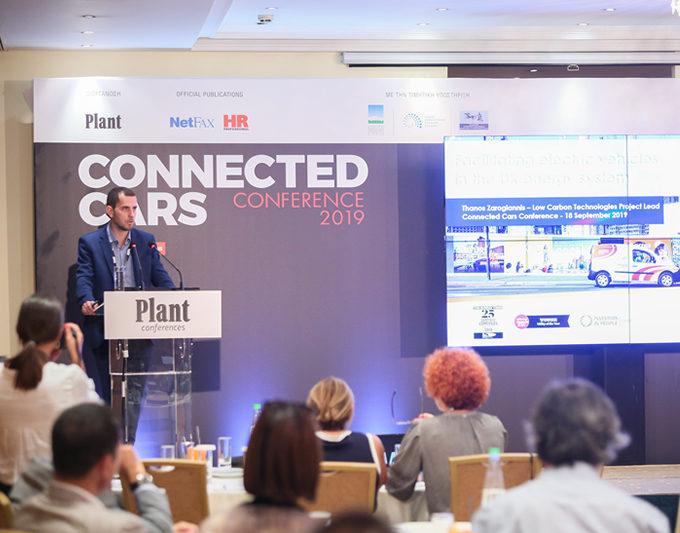 Connected Cars Conference 2019