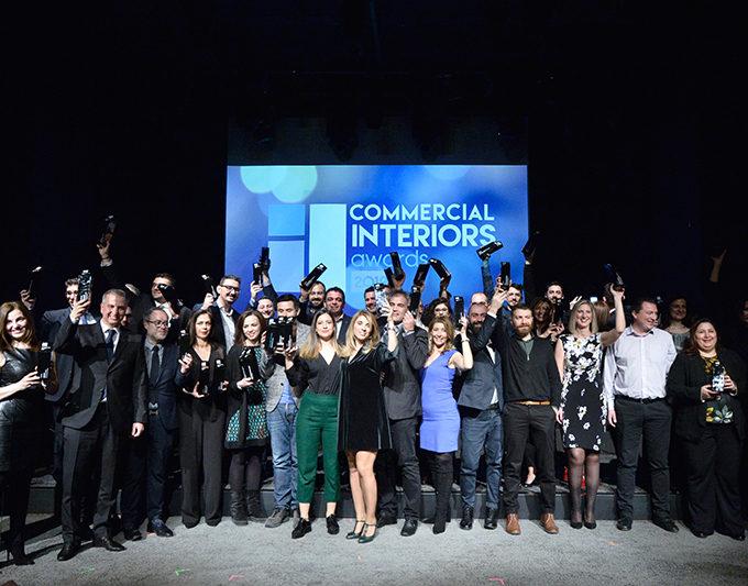 Interiors Awards 2019