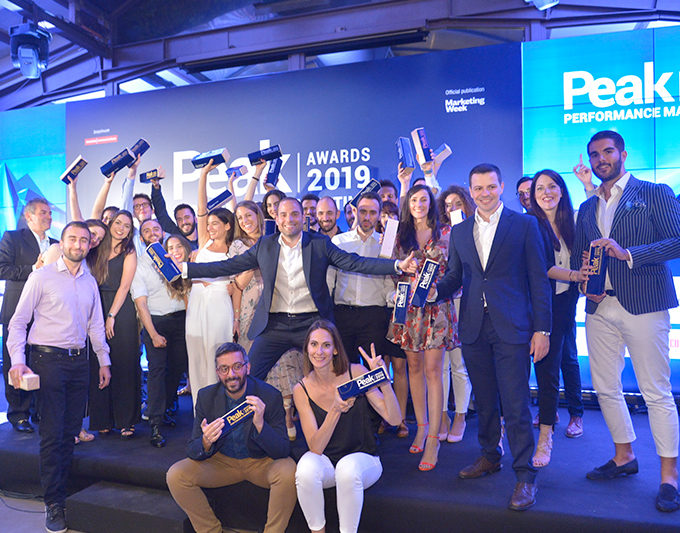 Peak Awards 2019
