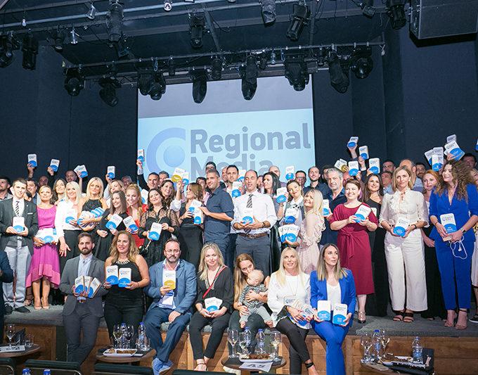 Regional Media Awards 2019