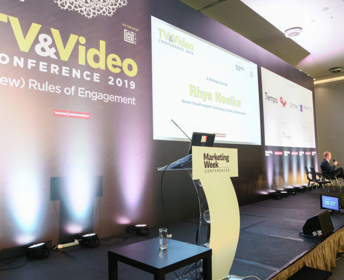 TV & Video Conference 2019