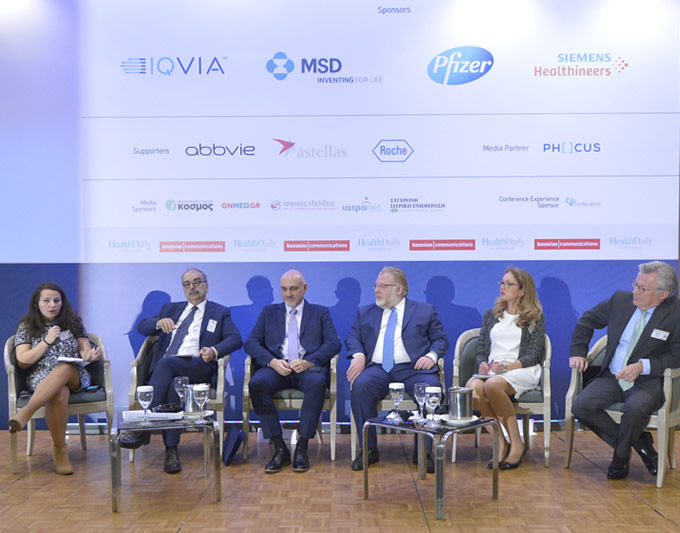 The Future of Healthecare in Greece 2019